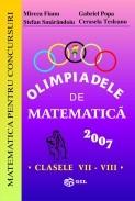 Olimpiadele de matematica 2007 - clasele VII-VIII