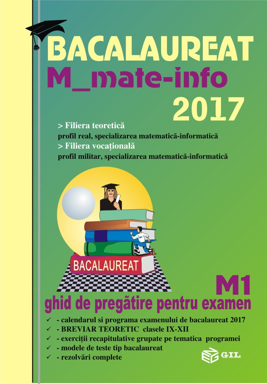 Bacalaureat 2017 mate-info