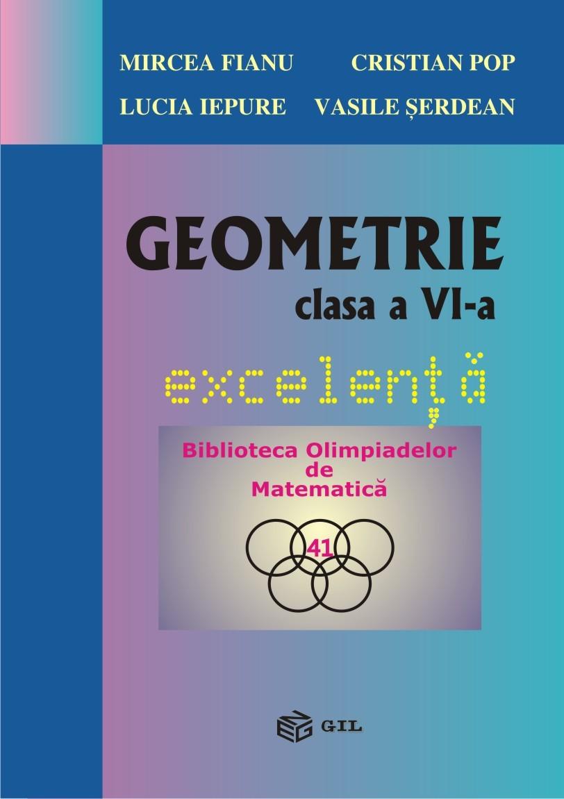 Geometrie clasa a VI-a, excelenta