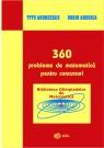 360 probleme de matematica pentru concursuri