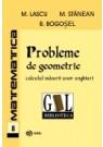 Probleme de geometrie. Calculul masurii unor unghiuri