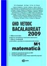 Bacalaureat 2009 M1 (pe teme)