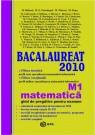 Bacalaureat 2010 M1, matematica - ghid de pregatire pentru examen