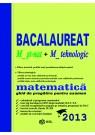 Matematica - Bacalaureat M2 2013