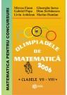 Olimpiade de matematica cls. VII-VIII 2006
