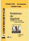 Probleme de algebra. Functia parte intreaga si Functia parte fractionara