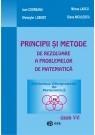 Principii si metode de rezolvare a problemelor de matematica (clasele V-VI)