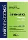 Manual informatica (BD+SGBD) clasa a XII-a