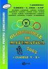 Olimpiade de matematica cls. V-X 2002