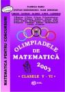 Olimpiade de matematica cls. V-VI 2003