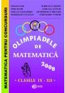 Olimpiade de matematica cls. IX-XII 2008