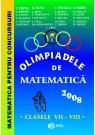 Olimpiade de matematica cls. VII-VIII 2008