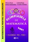 Olimpiade de matematica cls. VII-VIII 2007